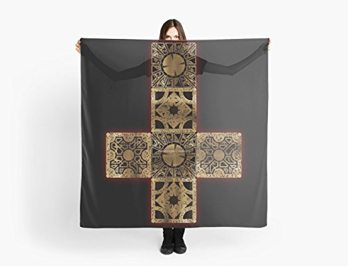 Hellraiser Lament Configuration Cross Multi-Purpose Scarf, Shawl, Wrap, Table Cloth ()