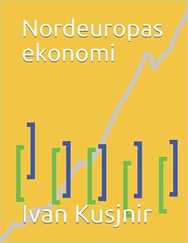 Nordeuropas ekonomi