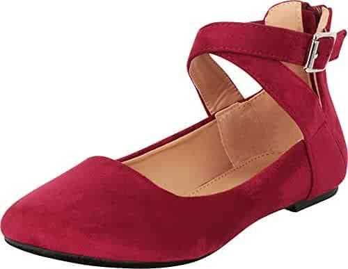 1f2ed4014fe Shopping Under  25 - Red - Cambridge Select - Shoes - Women ...