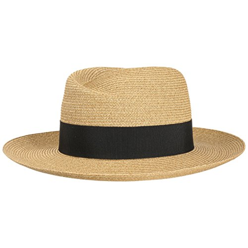 Twisted Verano Grosgrain In Crown verano Banda Mujer Paja Con By Primavera Natural Italy De Sombrero Sol Made Lierys q68txBvw