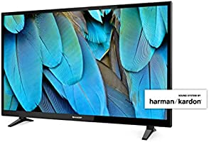 Scopri la TV Sharp Aquos da 40'', Full HD, LED, suono Harman Kardon