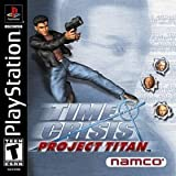 Time Crisis: Project Titan (Jewel case without Guncon)