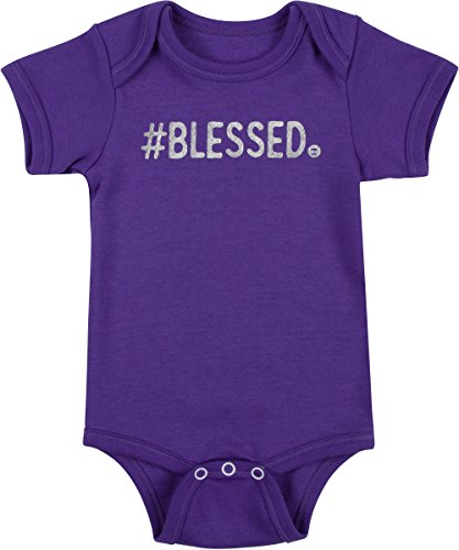 Fayfaire Baptism Gifts Christening Outfit: Boutique Quality #Blessed NB-12M