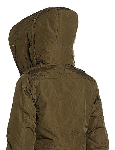 Femme Canadian Classics Blouson Fur Real Gr Lanigan Vert CqFqXwp