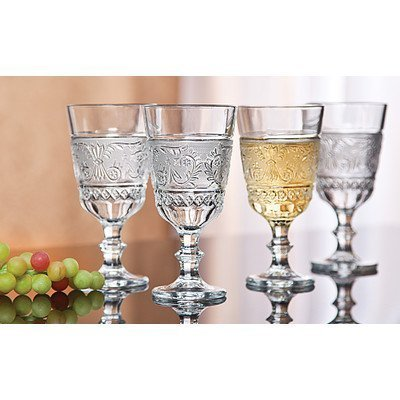 (Renaissance Stemmed Goblet (Set of 4))