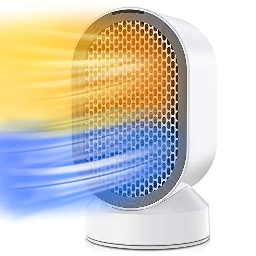 🥇 Portátil Calefactor Eléctrico