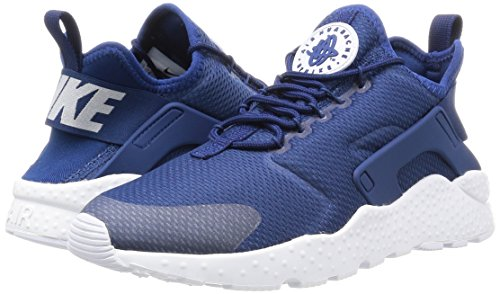 W Entrainement Chaussures Run Running azul Huarache Femme white Azul Blue De Nike Ultra coastal Air 1ndgWq8q