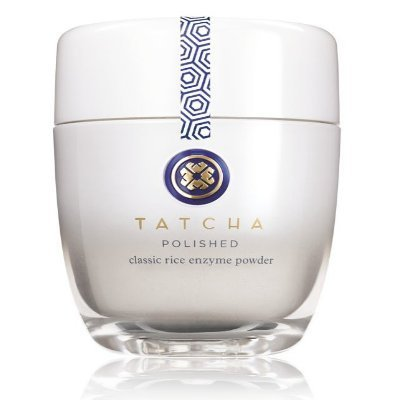 TATCHA Classic Rice Enzyme Powder for Combination Skin (Facial Cleanser and Exfoliant)