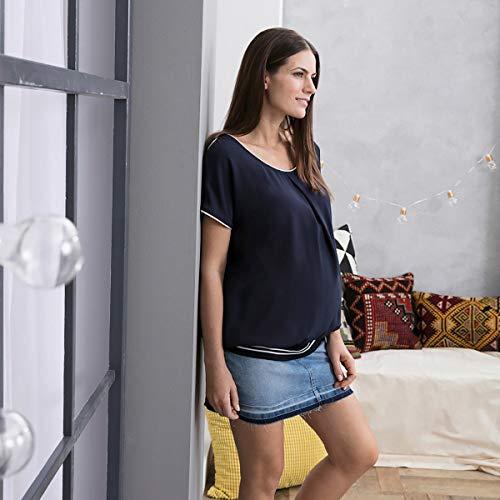 Athleisure De Marine T Grossesse 2hearts shirt Zq1fA1