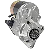 STARTER MOTOR COMPATIBLE WITH CASE LOADER 480C 480D 480E 480F 580C 580D W11 W11B W11C 1835B