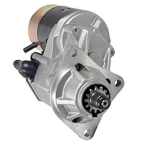 STARTER MOTOR FITS CASE LOADER 480C 480D 480E 480F 580C 580D W11 W11B W11C 1835B