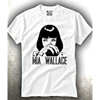 Kill Bill Mia Wallace Playera Rott Wear