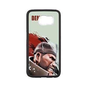 Samsung Galaxy S6 Phone Case White Demoman Team Fortress 2 VMN8165858