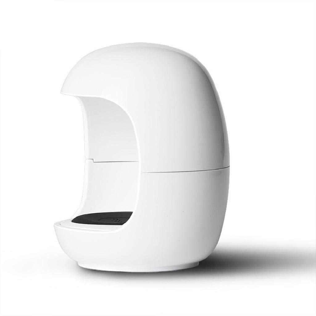 QUICKLYLY Uñas/Manicura- Mini Usb Uv Nail Gel Curado Lámpara Luz Nail Gel Polish Dryer Uñas Art Machine: Amazon.es: Belleza