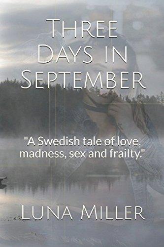 Book: Three Days in September by Luna Miller