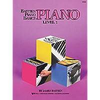 Bastien Piano Basics: Piano Level 1