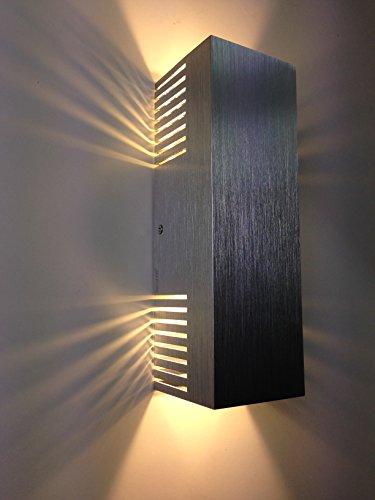 Chaud Et Blanc Shineled Effet Murale Applique Avec Led Interrupteur 10 Spiceled® 2x5w xoeWCdBQr