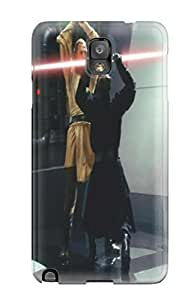 DanRobertse DAtzvlW2174lubjc Case Cover Galaxy Note 3 Protective Case Star Wars Tv Show Entertainment