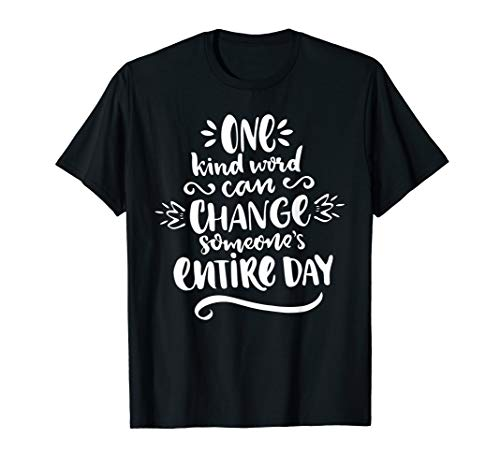 Random Acts of Kindness T-Shirt Be Kind Men Shirts (One Random Act Of Kindness A Day)
