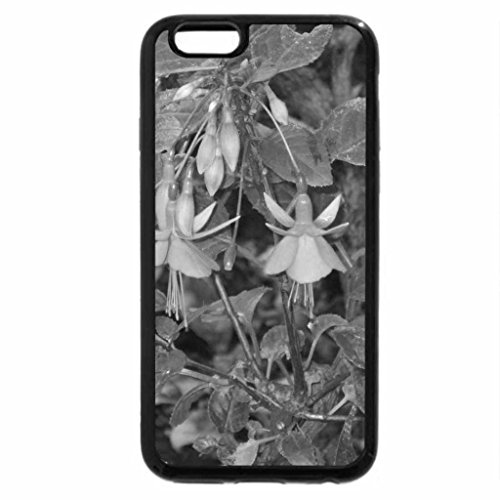 iPhone 6S Plus Case, iPhone 6 Plus Case (Black & White) - A Fine day at the Garden 37
