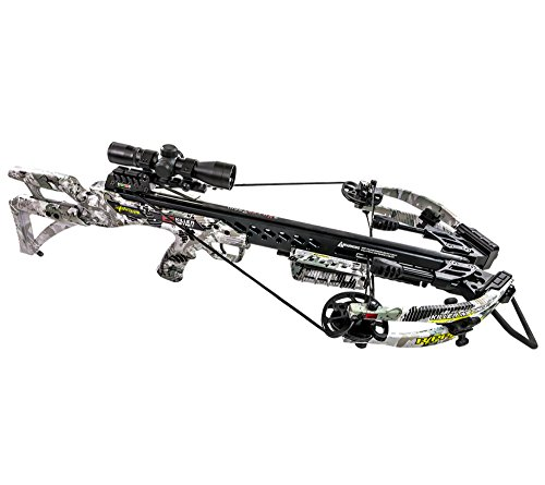 KI Killer Instinct Ripper 415 415fps Pro Crossbow Package #1105
