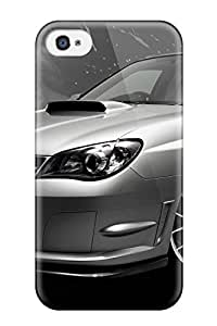 Iphone Faddish Subaru Impreza 34 Case Cover For Iphone 4/4s