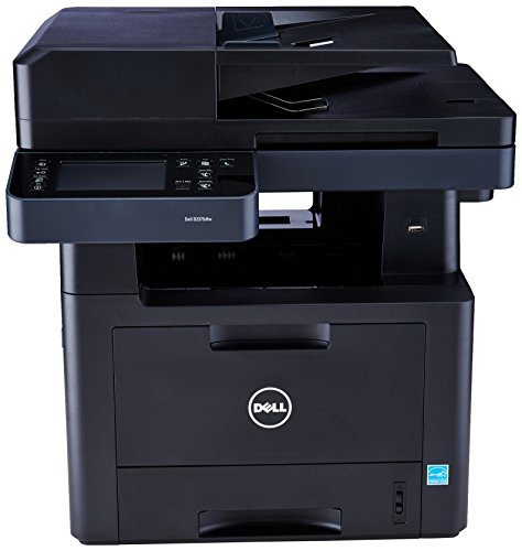 Dell Computer B2375dfw Wireless Monochrome Printer with Scanner,