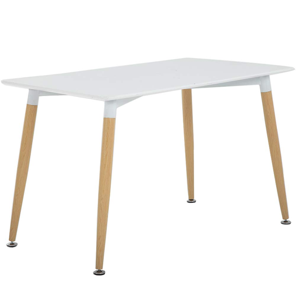 Dining Table Dining Room Kitchen Table Set Coffee Table Rectangular Tea Table Office Conference Pedestal Desk for Home Furniture Modern Leisure