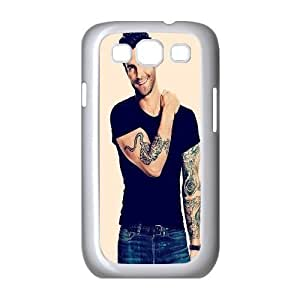 Custom High Quality WUCHAOGUI Phone case Singer Adam Levine Protective Case For Samsung Galaxy S3 - Case-8