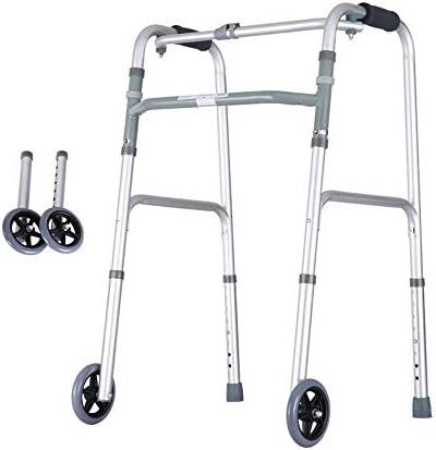 ウォーキングエイド、ウォーキングエイド高齢者ウォーカーレッグブースターチェアプーリー高齢者ウォーカーウォーキングアームフレーム、高齢者のためのウォーキングエイズ