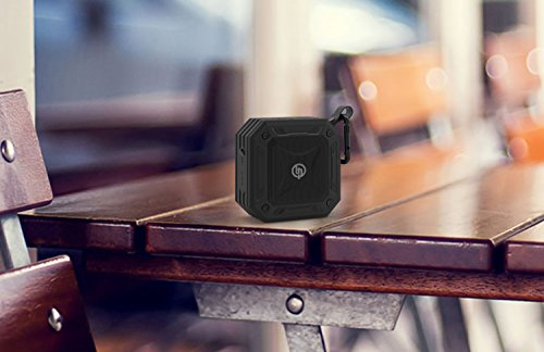 TECHQ HyrdoSound Sport - Waterproof (IP67) Outdoor Bluetooth Speaker 5W - 16 hours of play time by TECHQ (Image #6)