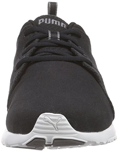 CV Runner Laufschuhe Unisex Carson Erwachsene white Gray Schwarz 07 Puma steel Black EwqXB5nd