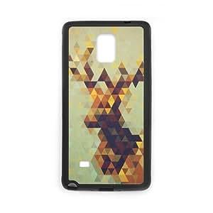 Sexyass Art Samsung Galaxy Note 4 Case SHAPE, Art, {Black}