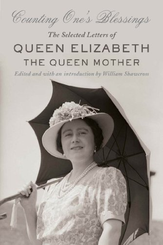 Counting One's Blessings: The Selected Letters of Queen Elizabeth the Queen ()