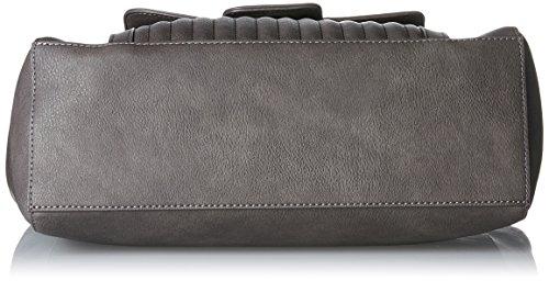 Sansibar Shopper Bag, Borse a secchiello Donna Grigio (Dim Grey)