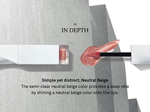 [hince] Mood Enhancer Liquid Glow (In Depth) [並行輸入品]