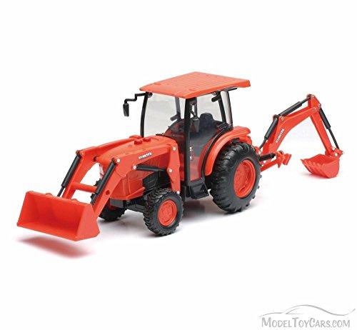 kubota-farm-backhoe-loader-orange-new-ray-ss-33123-1-32-scale-model-vehicle-replica