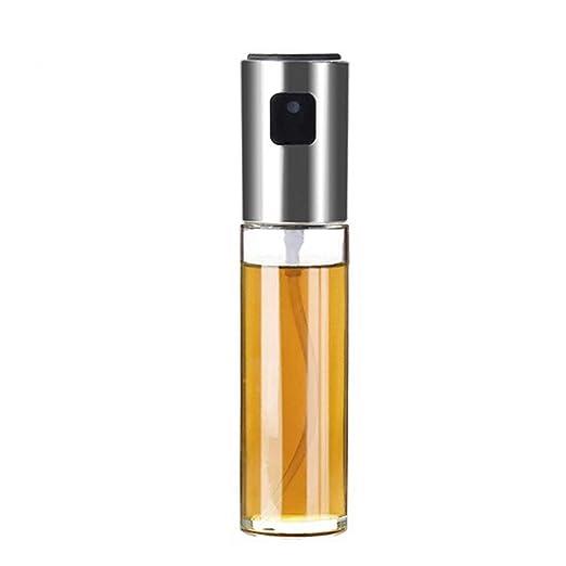 Pulverizador de aceite con spray extra fino - Premium vinagre y ...