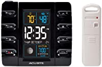 AcuRite 13020 Intelli-Time Projection Al...