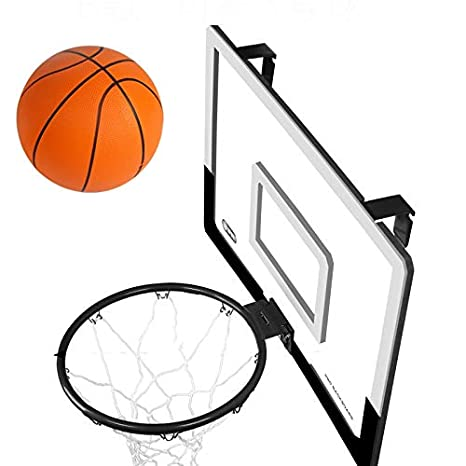 ZAQI Aro Baloncesto Aro de Baloncesto montado en la Pared for ...