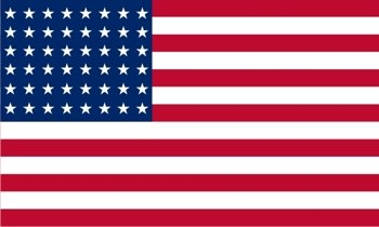 Old Glory (48 Stars) WW2 Flag Nylon 3 ft. x 5 ft.