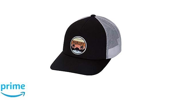 Hurley Retro Set Trucker Hat Gorras/Sombreros, Mujer, Black, 1SIZE: Amazon.es: Deportes y aire libre