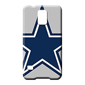 samsung galaxy s5 mobile phone carrying skins PC Series pattern dallas cowboys