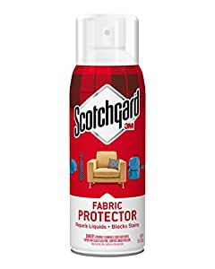 Scotchgard Fabric & Upholstery Protector, 1 Can, 10-Ounce