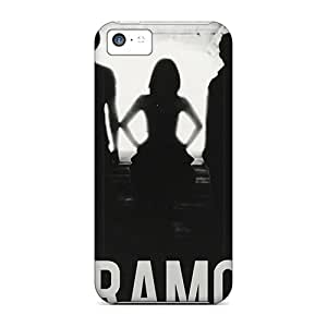 Premium Paramore Heavy-duty Protection Cases For Iphone 5c