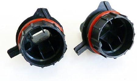 2pc H7 LED Fog Lights Bulbs 100W 3000LM For BMW Z3 1996-2002 528i 540i 1997-2000