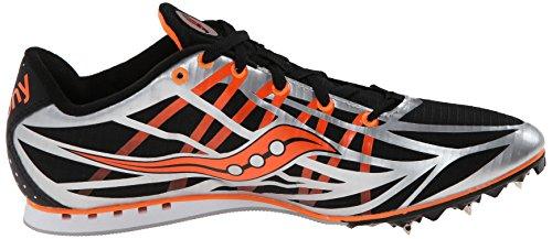 Orange Hombre Para Running Velocity Saucony Silver Vizi De Zapatillas Black 5 WgnnqvC