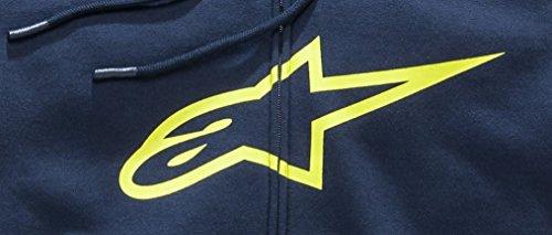 Alpinestars Capuche shirt Homme À jaune Ageless Sweat Fleece Marine 4B4pr