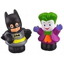 Little People DC Super Friends Batman & The Joker Figure Pack