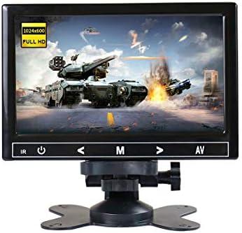 Monitor portátil HDMI de 7 Pulgadas Monitor portátil TFT LCD Full ...